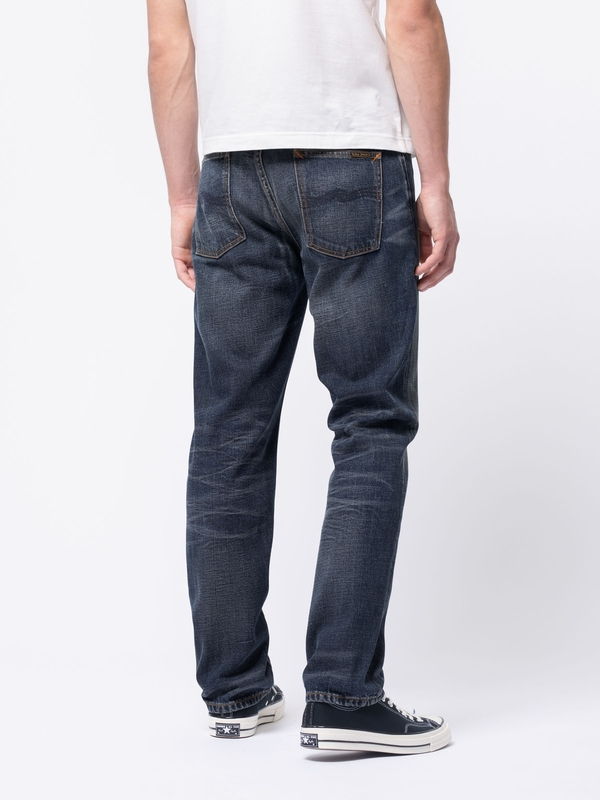 Sleepy Sixten Dark Knight prewashed jeans
