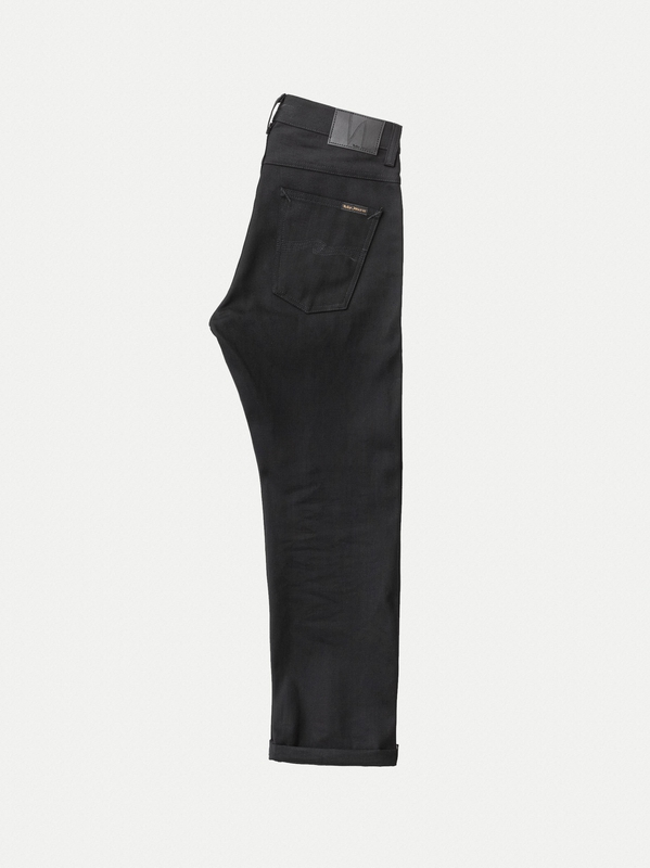 Sleepy Sixten Dry Black Selvage