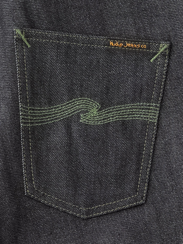 Sleepy Sixten Dry Green Selvage