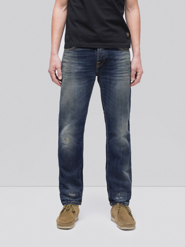 Sleepy Sixten Joey Replica prewashed jeans