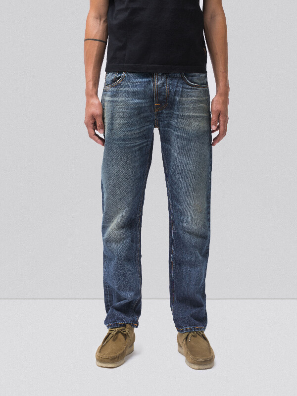 Sleepy Sixten Mathias Replica prewashed jeans