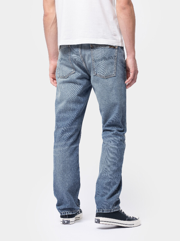 Sleepy Sixten Worn Stone prewashed jeans