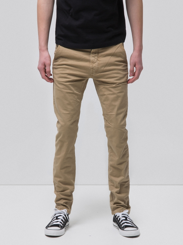 Slim Adam Beige slim canvas