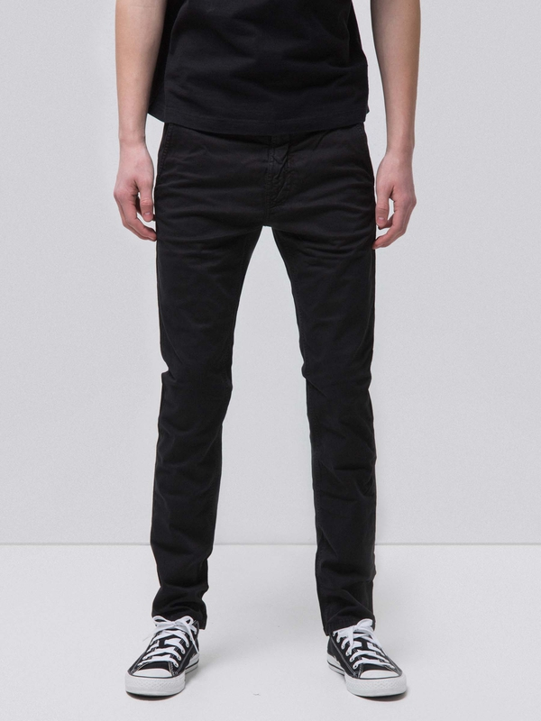 Slim Adam Black slim canvas