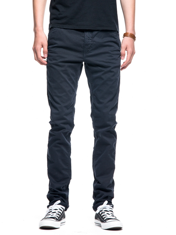 Slim Adam Dark Midnight canvas