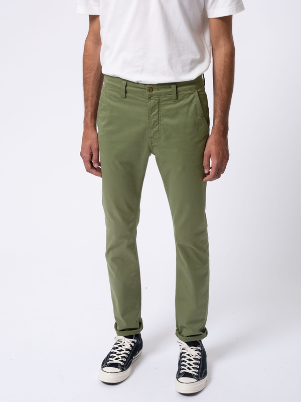 Slim Adam Green slim canvas