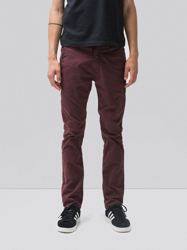 Slim Adam Plum slim canvas