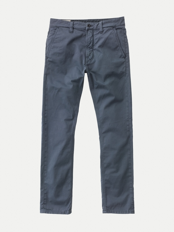Slim Adam Smokey Blue