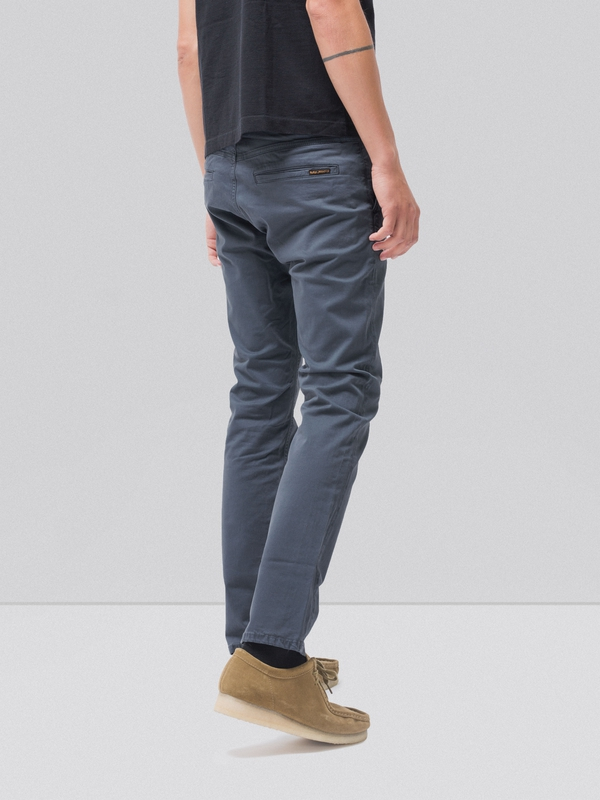 Slim Adam Smokey Blue slim canvas