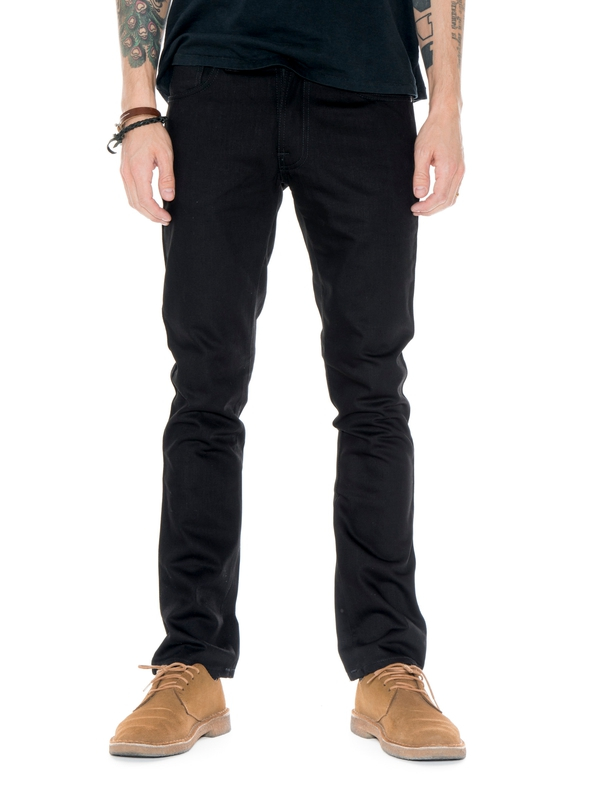 Slim Jim Dry Black black jeans