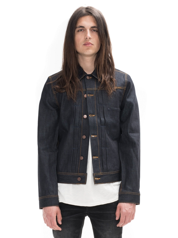 Sonny Dry Ring Denim dry denim-jackets
