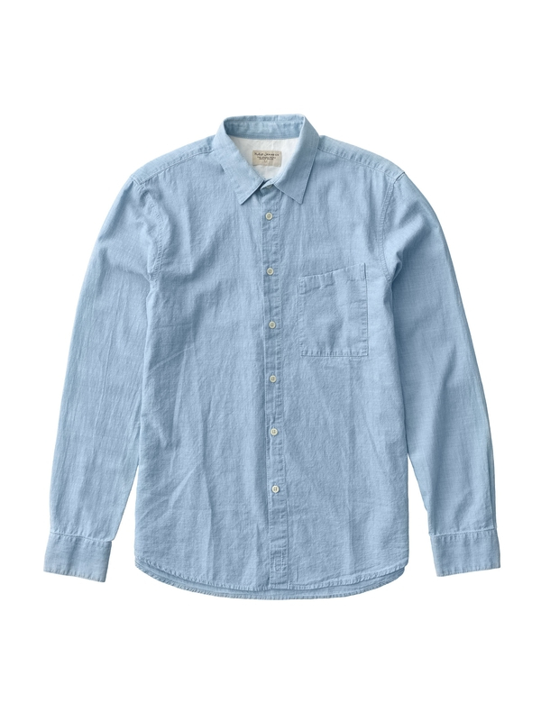 Stanley Light Shade Chambray Denim
