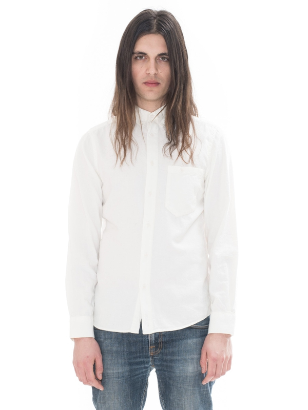 Stanley Light Solid Offwhite shirts