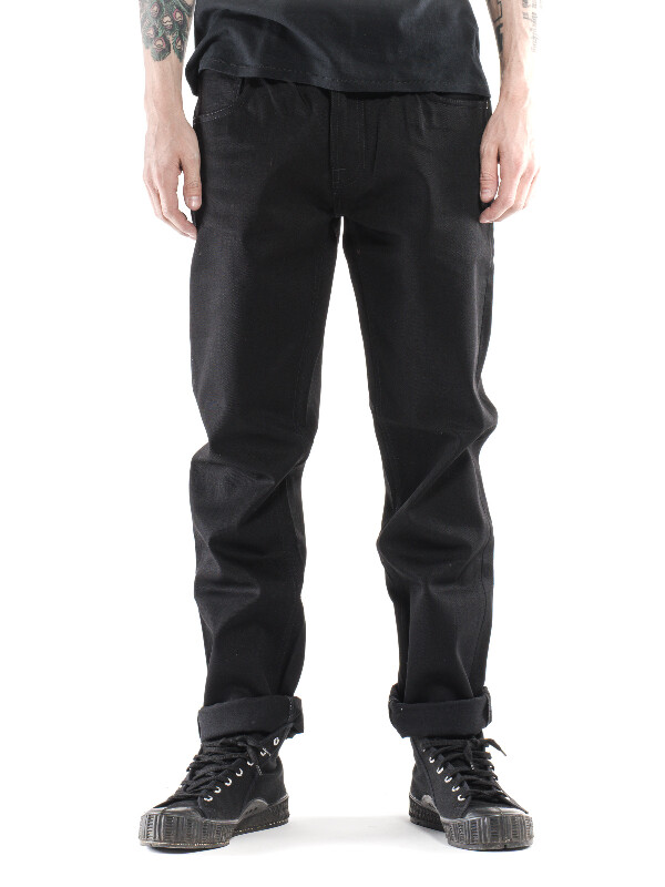 Steady Eddie Dry Black black jeans
