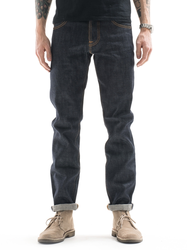 Steady Eddie Dry Heavy Japan Selvage dry jeans selvage