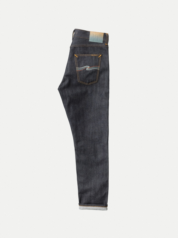 Steady Eddie II Dry Selvage Colors