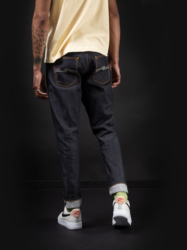Steady Eddie II Dry Selvage Colors dry jeans