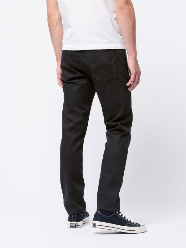 Steady Eddie II Dry Ever Black black jeans