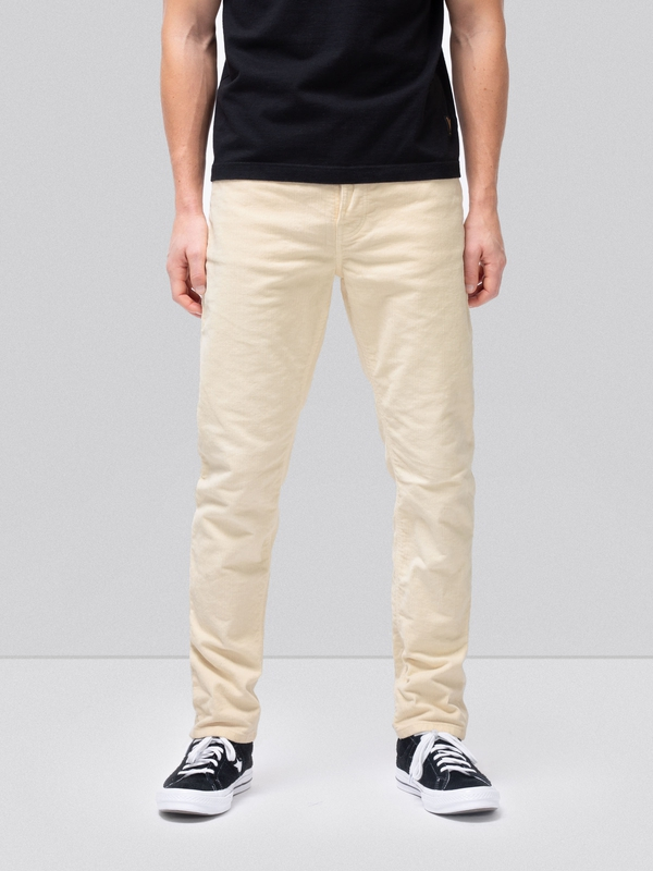 Steady Eddie II Dusty White prewashed jeans