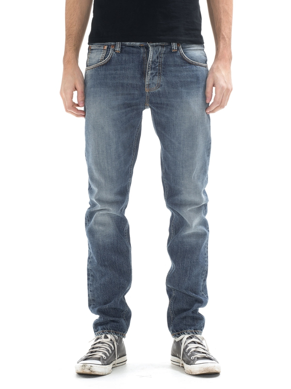 Steady Eddie Indigo Larch prewashed jeans