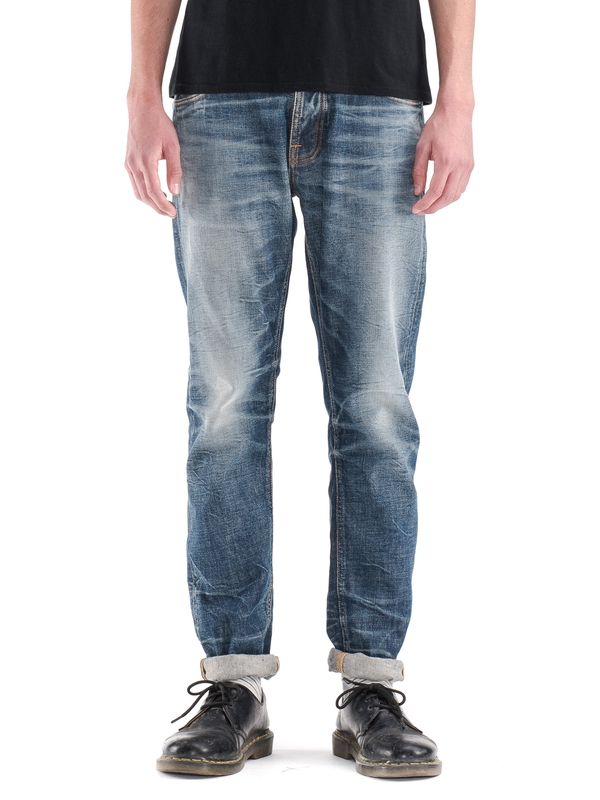 Steady Eddie James Replica prewashed jeans