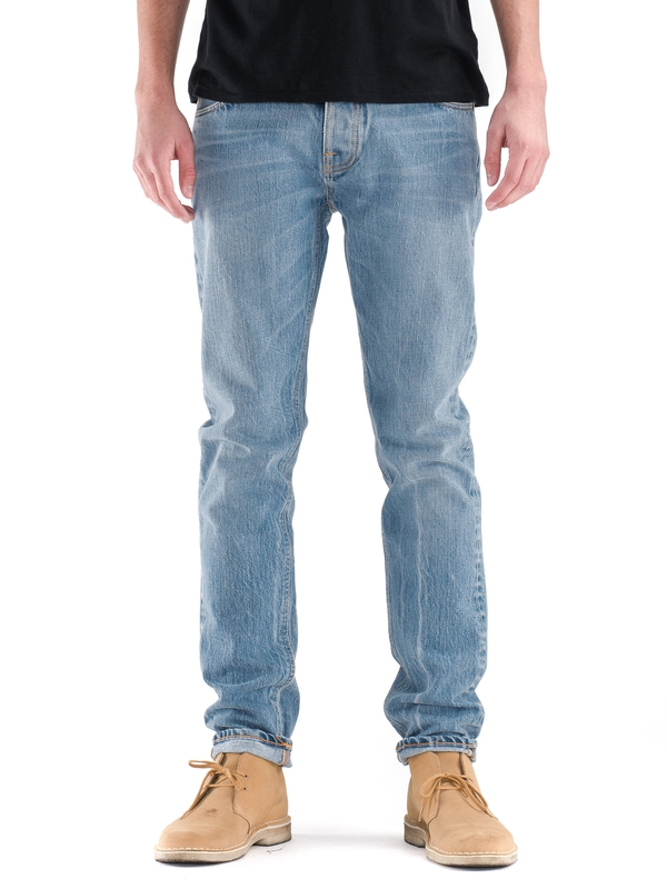 Steady Eddie Summer Indigo prewashed jeans