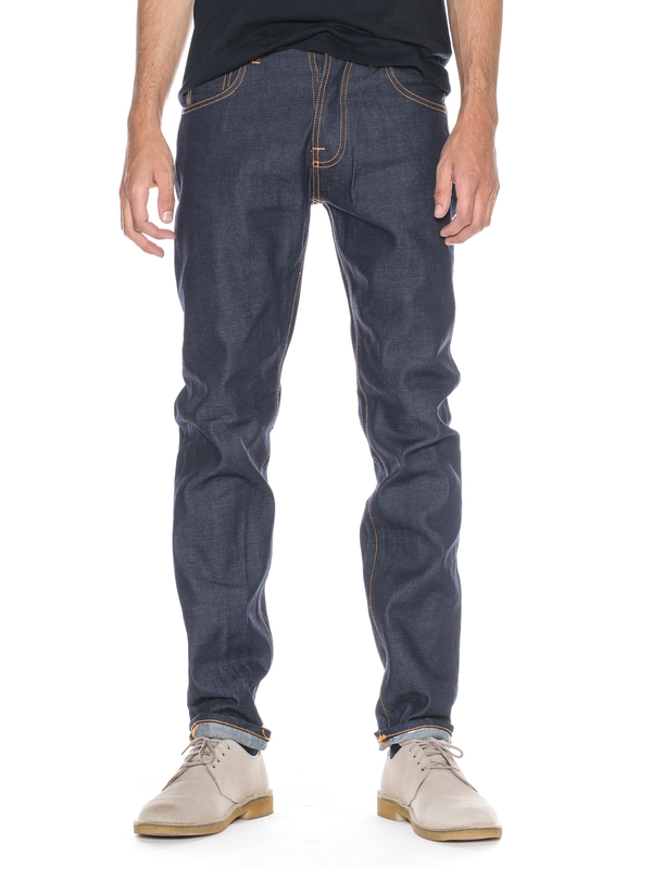 Steady Eddie Dry Twill Navy dry jeans