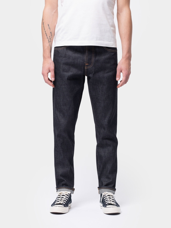 Steady Eddie II Dry Ace Selvage dry jeans selvage