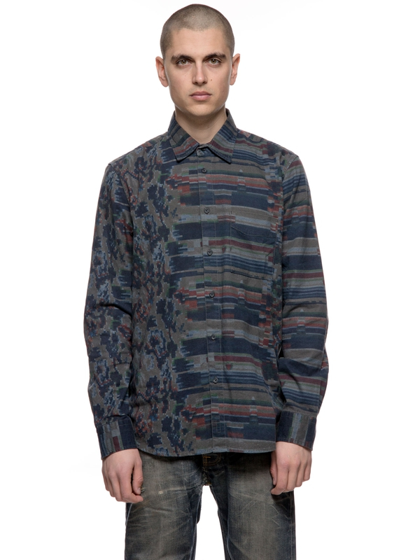Sten Kurbits Multi long-sleeved shirts