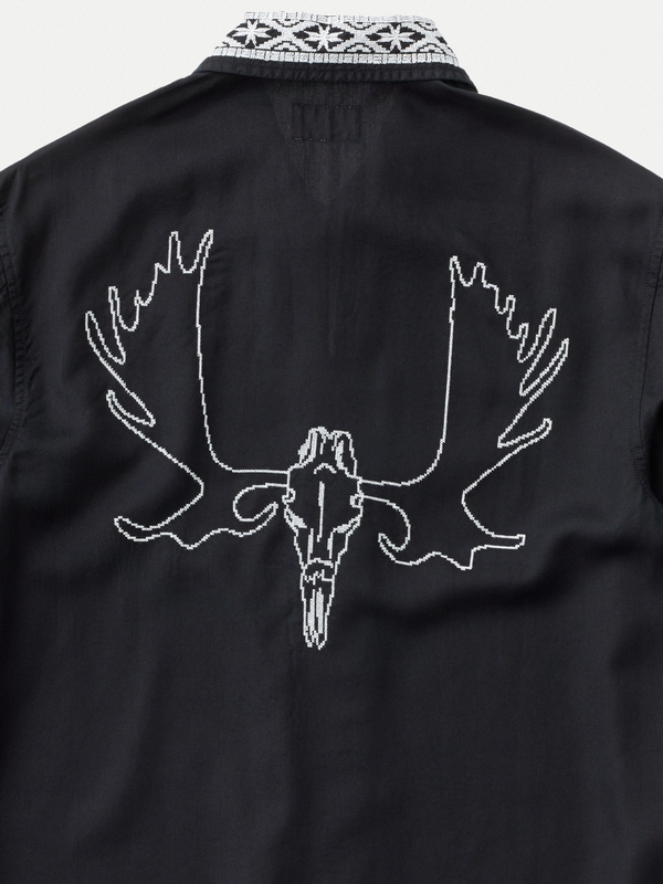 Sten Moose Embroidery