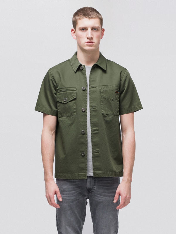 Svante Surplus short-sleeved shirts