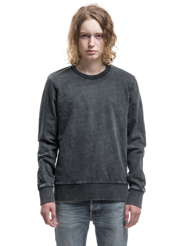 Sven Blackened Indigo Black/Blue sweatshirts sweaters