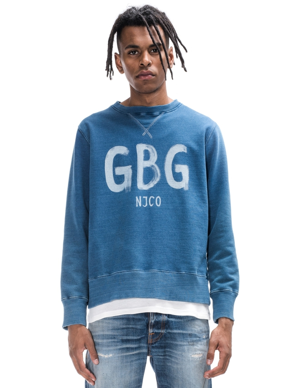 Sven GBG Indigo regular sweaters