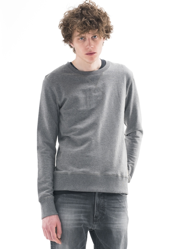 Sven Light Sweatshirt Dark Grey sweatshirts sweaters