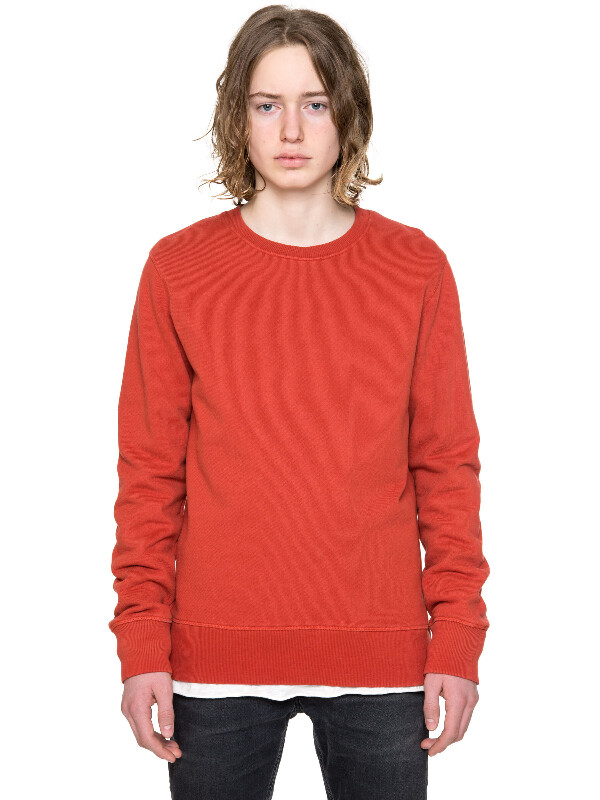 Sven Rugged Blood Orange sweatshirts sweaters