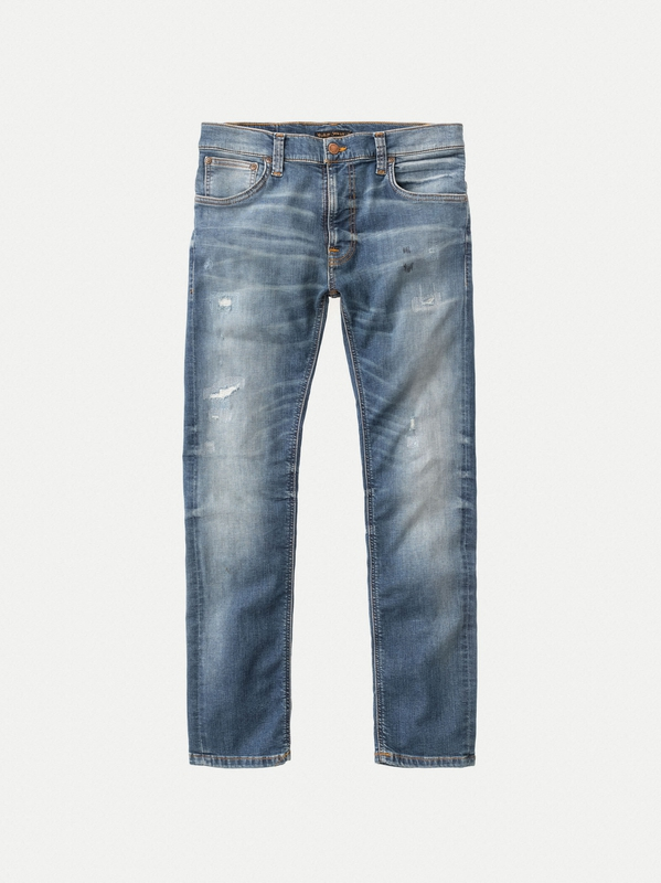 Thin Finn Authentic Repair prewashed jeans