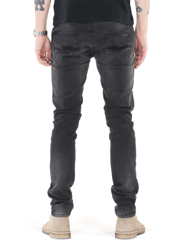 Thin Finn Black Brutus prewashed jeans