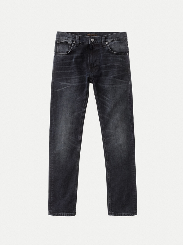 Thin Finn Blackend Blues black jeans