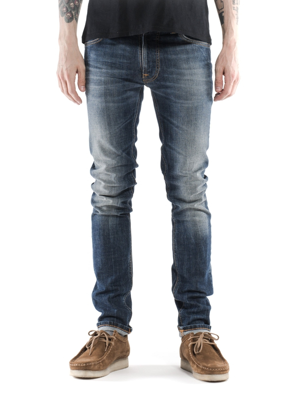 Thin Finn Bright Dawn prewashed jeans
