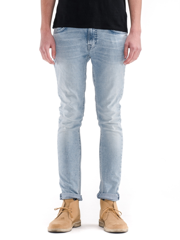 Thin Finn Broken Pale prewashed jeans