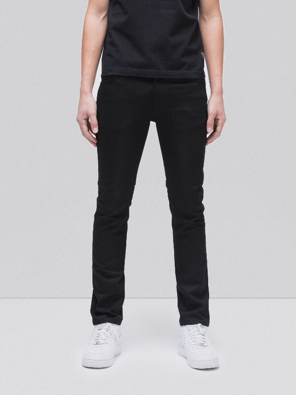 Thin Finn Dry Cold Black black jeans