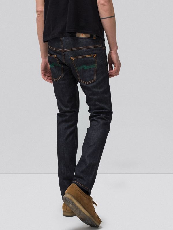 Thin Finn Dry Dark Forest dry jeans