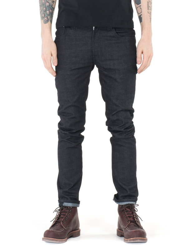 Thin Finn Dry Deep Dark dry jeans