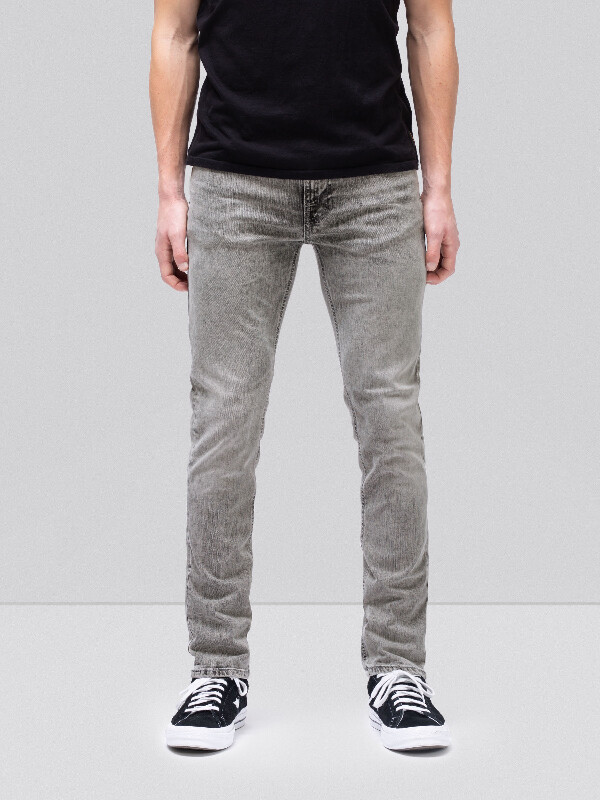 Thin Finn Grey Shades prewashed jeans