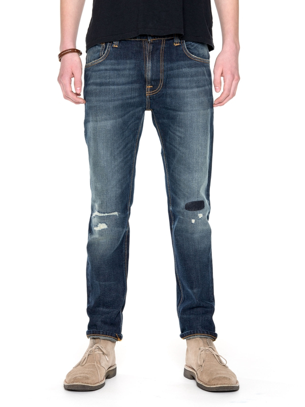 Thin Finn Sam Replica prewashed jeans