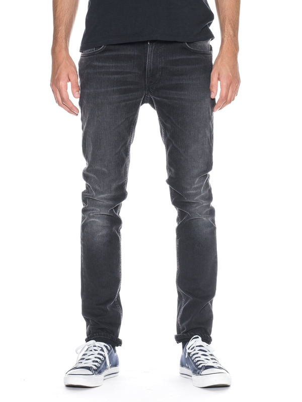 Thin Finn Black Fall prewashed jeans
