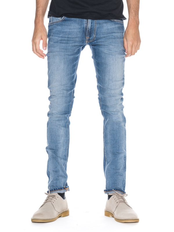 Thin Finn Clear Contrast prewashed jeans