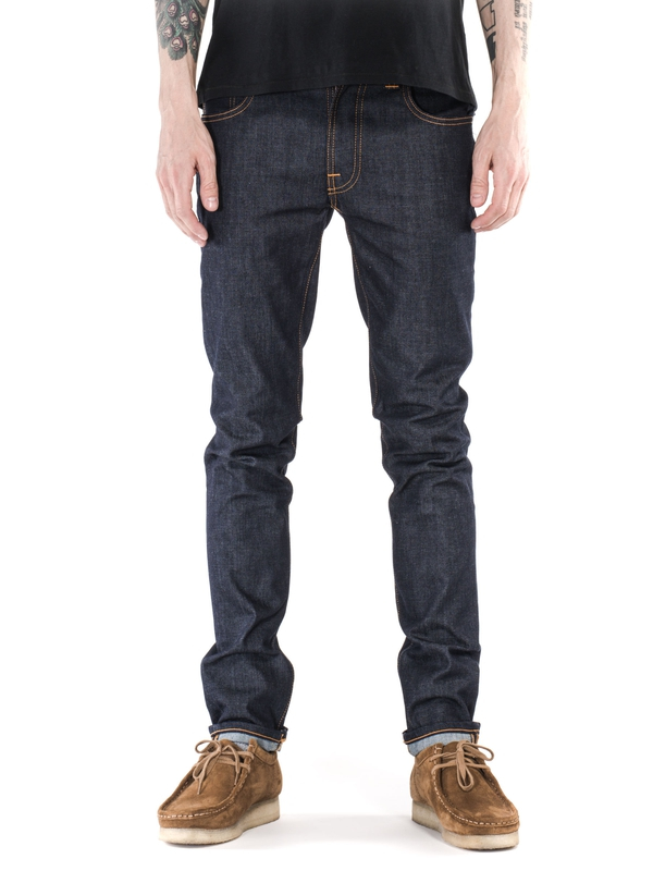 Thin Finn Dry Tight Broken dry jeans