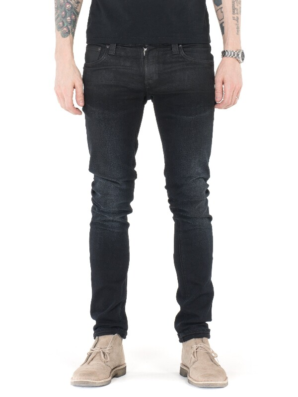 Long John Black Heat prewashed jeans