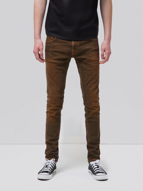 Tight Terry Golden Amber prewashed jeans
